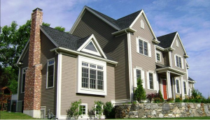 Bucci Roofing Carvedwood 44 siding installation
