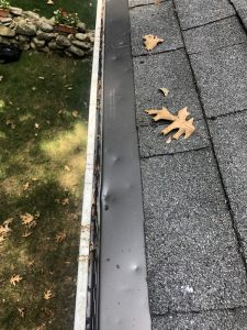 Scituate roof hail damage