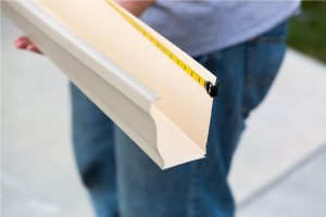 Bucci Roofing gutter installers